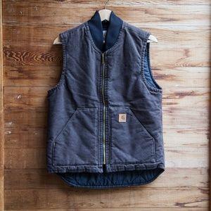 Carhartt // ✨NEW✨ Brown Vest